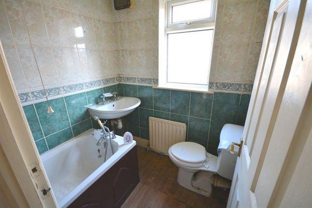 Bathroom of Dent Street, Shildon DL4