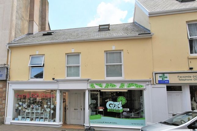 1 bed flat to rent in 1 Bedroom Second Floor Flat, Bear Street, Barnstaple EX32