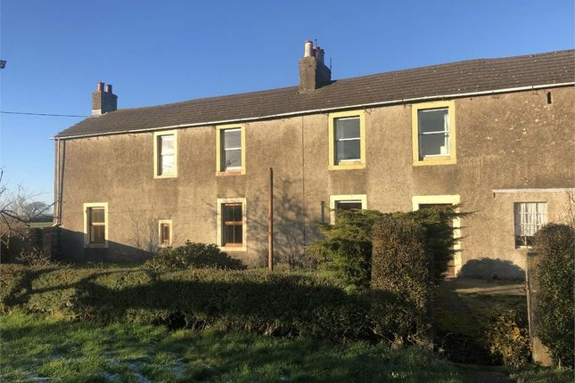 Thumbnail Detached house to rent in Kirkland Farmhouse, Port Carlisle, Carlisle, Cumbria