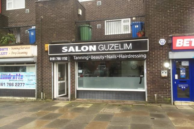 Retail premises for sale in Whitefield M45, UK
