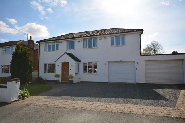 5 bed detached house for sale in Speedwell Drive, Heswall, Wirral