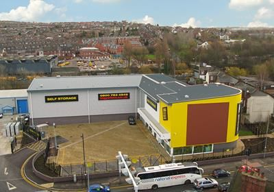 Photo 6 of Big Yellow Sheffield Bramall Lane, 517 Queens Road, Sheffield S2
