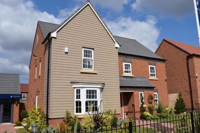 "Thumbnail Detached house for sale in ""Manning Special"" at Hollygate Lane, Cotgrave, Nottingham"