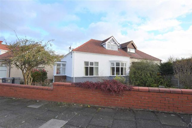 Thumbnail Bungalow to rent in Wembley Avenue, Layton, Blackpool
