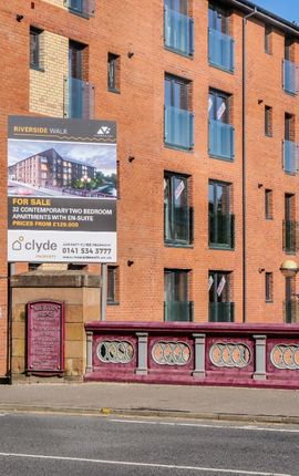 Thumbnail Flat for sale in 2/2 2, Christie Lane, Paisley, Renfrewshire