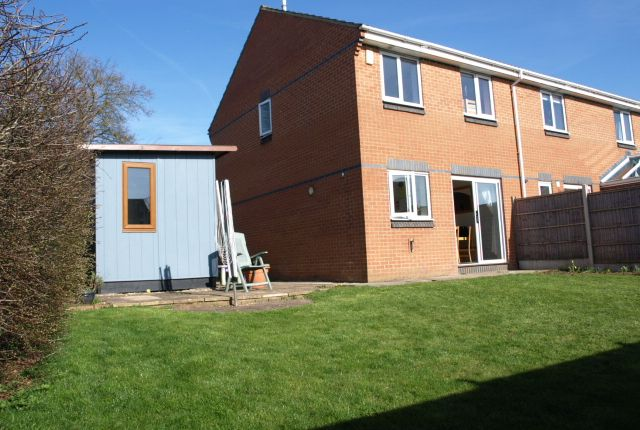 Thumbnail Property to rent in Youngs Court, Emersons Green, Bristol
