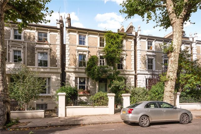 Thumbnail Detached house for sale in Bassett Road, North Kensington, London