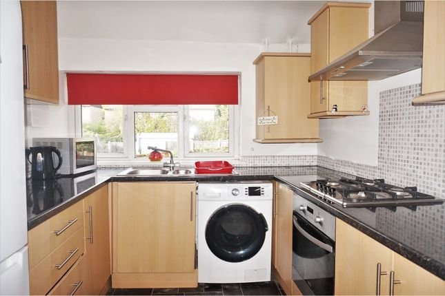 Thumbnail Maisonette for sale in Moss Drive, Basildon