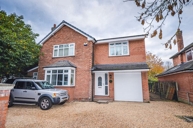 Front External of New Forest Road, Brooklands, Manchester M23