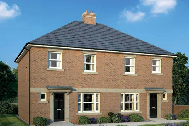 Thumbnail Semi-detached house for sale in Devonshire Gardens, Claro Road, Harrogate, North Yorkshire