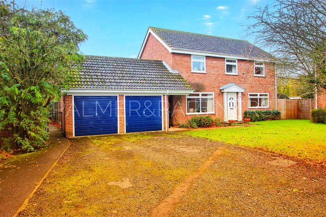Thumbnail Detached house for sale in Spanbies Road, Stratford St. Mary, Colchester