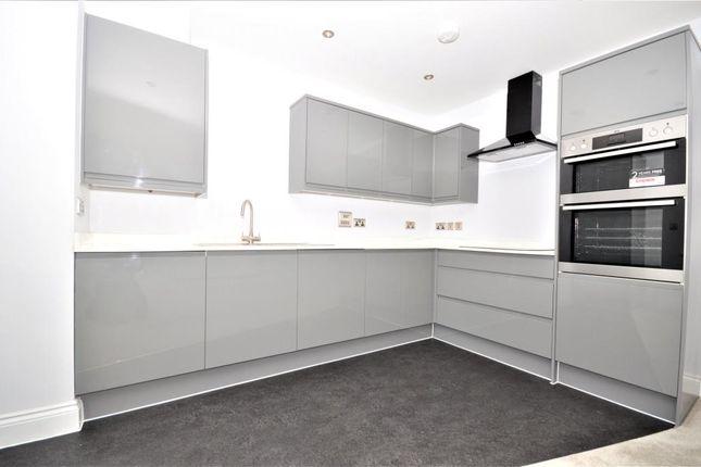 Kitchen of Sarlsdown House, 1 Sarlsdown Road, Exmouth, Devon EX8