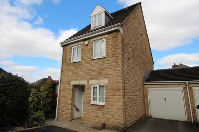 3 bed link-detached house for sale in Wood View, Huddersfield, West Yorkshire HD2
