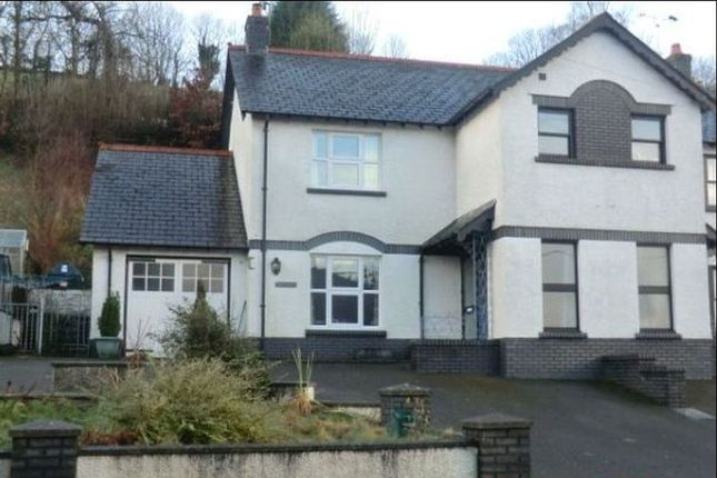 Thumbnail Semi-detached house to rent in Aberarad, Newcastle Emlyn
