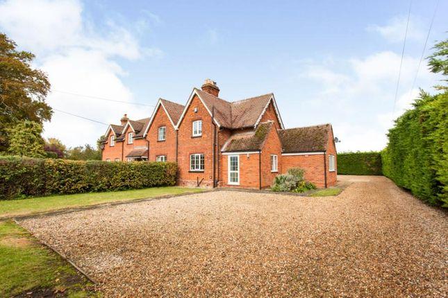 Thumbnail Semi-detached house for sale in Babraham, Cambridge, Cambridgeshire