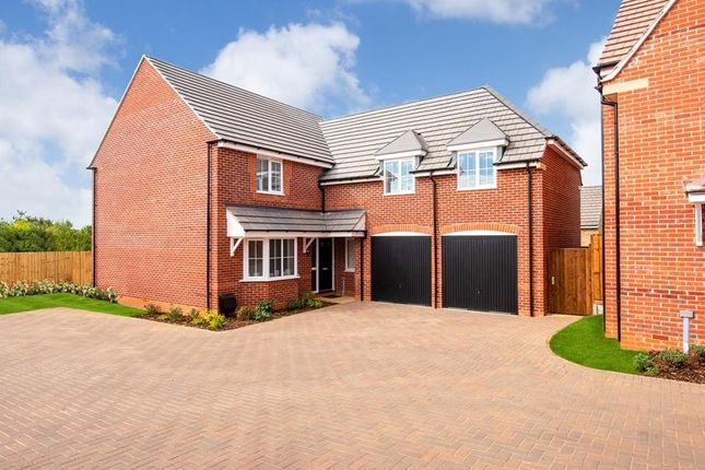"Thumbnail Detached house for sale in ""Rothbury"" at Fen Street, Brooklands, Milton Keynes"