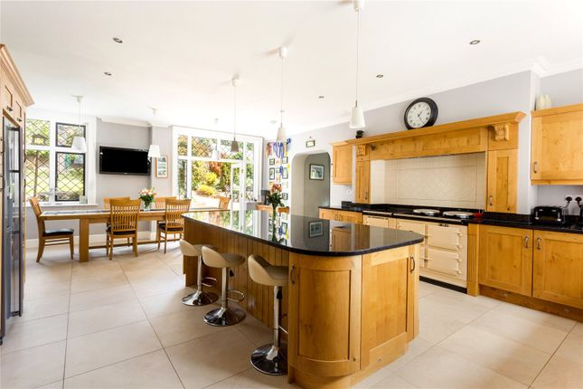 Kitchen of Impney, Droitwich, Worcestershire WR9