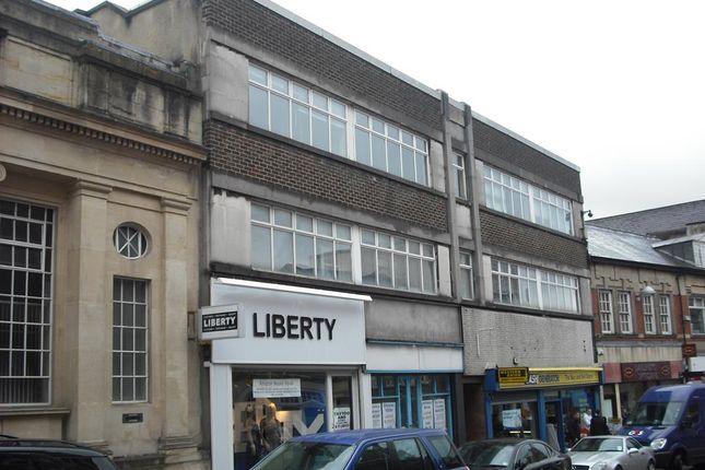 Thumbnail Office to let in 67-68 High Street, Merthyr Tydfil