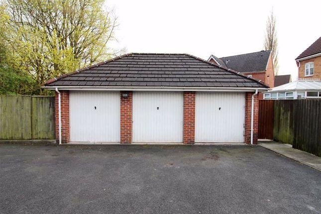 Garage of Roch Bank, Blackley, Manchester M9