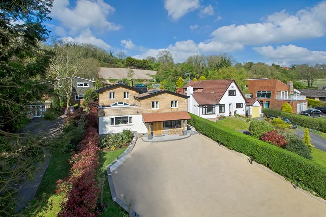 Thumbnail Detached house for sale in Southdown Road, Horndean, Waterlooville