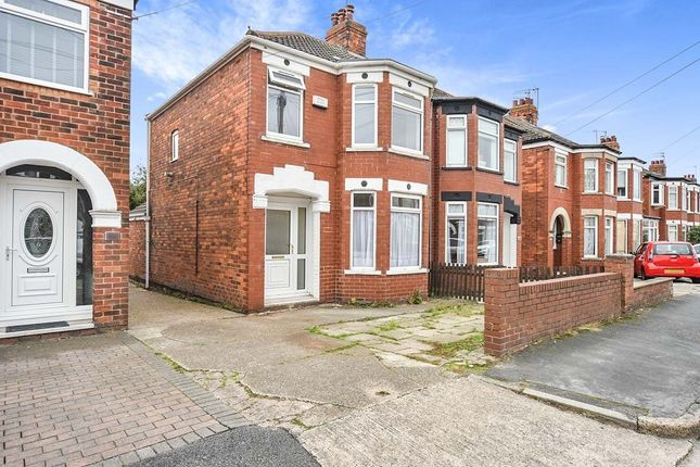 Thumbnail Semi-detached house to rent in Guildford Avenue, Hull, East Riding Of Yorkshi