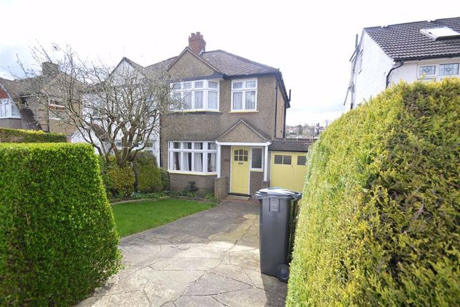 3 bed semi-detached house for sale in St. Andrews Road, Coulsdon, Surrey CR5