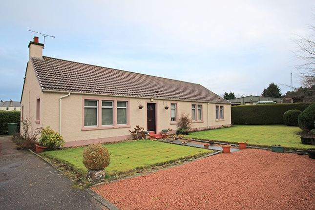 Thumbnail Detached bungalow for sale in Forres Road, Nairn