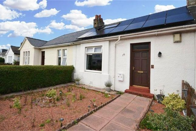 Thumbnail Terraced bungalow for sale in Quail Road, Ayr