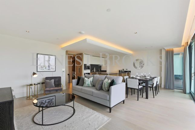 2 bed flat for sale in Merano Residences, Albert Embankment
