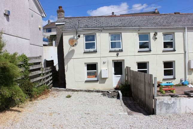 Thumbnail Cottage for sale in Phernyssick Road, St. Austell