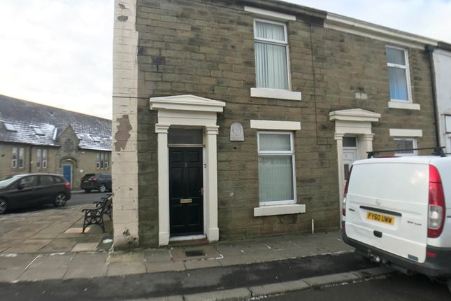 Thumbnail Terraced house to rent in Barnes St, Clayton Le Moors