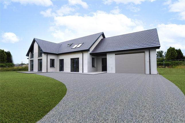 Thumbnail Detached house for sale in 'meadowview', Darklands, Moray