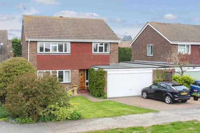 Thumbnail Detached house for sale in Orkney Close, Stewkley, Leighton Buzzard