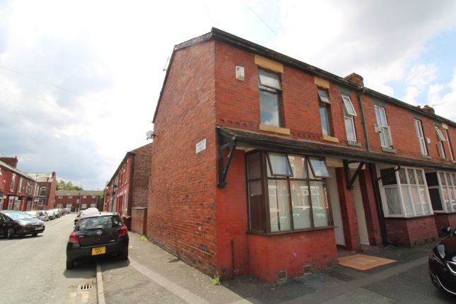 3 bed end terrace house for sale in Grandale Street, Rusholme, Manchester M14