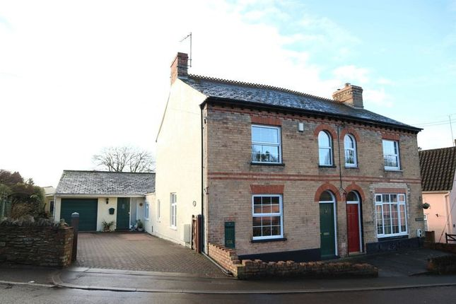 Thumbnail Semi-detached house for sale in Kingston St. Mary, Taunton