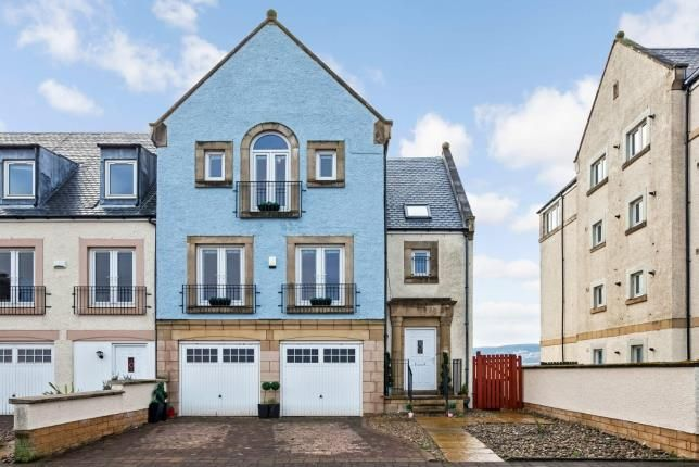 Thumbnail End terrace house for sale in Harbourside, Inverkip, Inverclyde