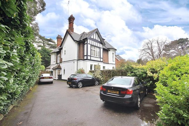 Thumbnail Flat for sale in West Overcliff Drive, Westcliff, Bournemouth