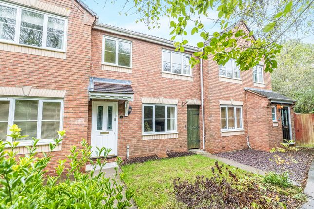 Thumbnail Terraced house for sale in Brecon Avenue, Warndon, Worcester