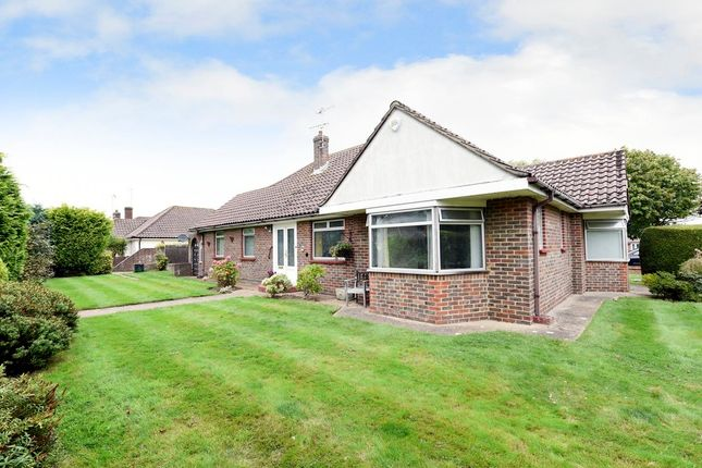 Thumbnail Detached bungalow for sale in Midhurst Drive, Goring-By-Sea, Worthing
