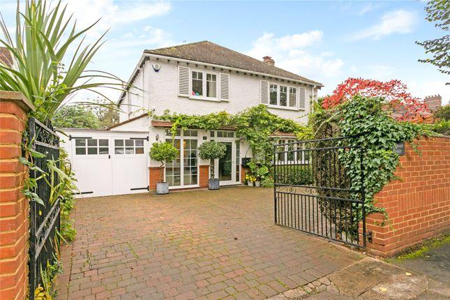 Thumbnail Detached house for sale in Broadlands Avenue, Shepperton
