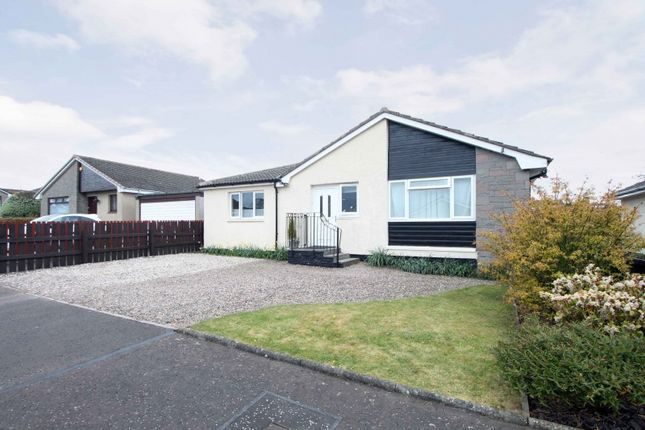 Thumbnail Bungalow for sale in Templars Crescent, Kinghorn, Fife