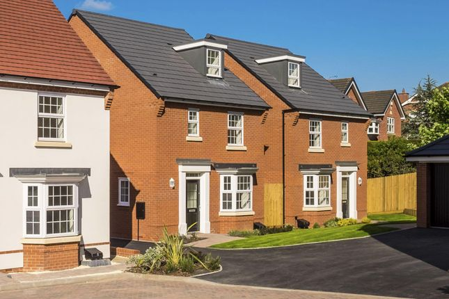 "Thumbnail Detached house for sale in ""Bayswater"" at Wellfield Way, Whitchurch"