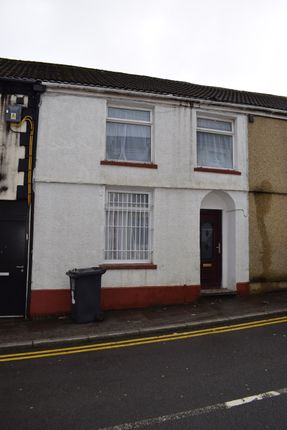 Thumbnail Terraced house to rent in Market Street, Tredegar