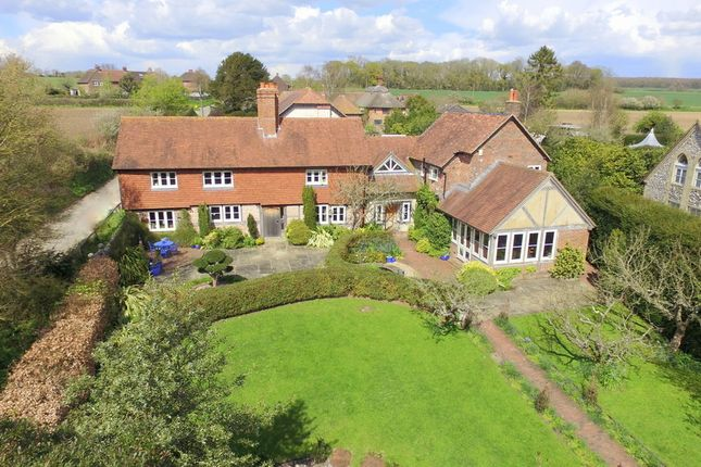 5 bed detached house for sale in Warningcamp, Arundel
