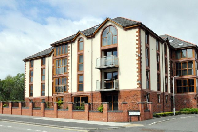 Thumbnail Duplex to rent in 27A John Robert Gardens, Carlisle