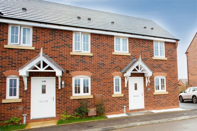 3 bed terraced house for sale in Centenary Way, Copcut, Droitwich, Worcestershire WR9