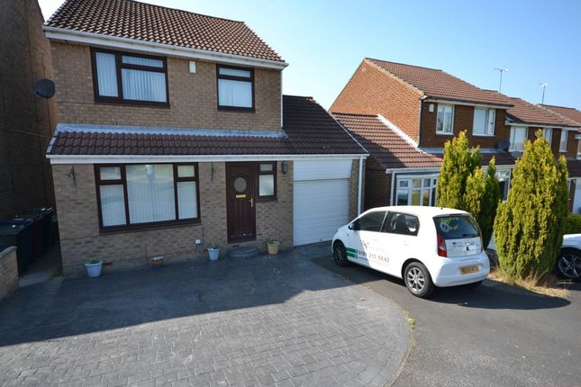 Thumbnail Property to rent in Poynings Close, Kingston Park, Newcastle Upon Tyne