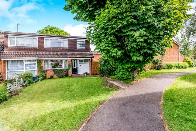 Thumbnail Semi-detached house for sale in Camberton Road, Leighton Buzzard