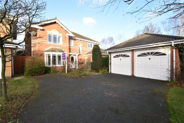 Thumbnail Detached house for sale in Enid Blyton Corner, Droitwich, Worcestershire