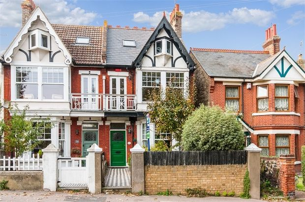 Thumbnail Semi-detached house for sale in Hollicondane Road, Ramsgate